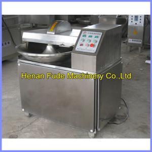 China sausage machine, small meat cutter, laboratory bowlCutterMachine, bowel chopper on sale