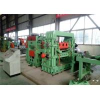 Best CR SS  Rotary Shear Cut To Length Line  Sheet Stacker For Precision Leveling Cutting Products wholesale