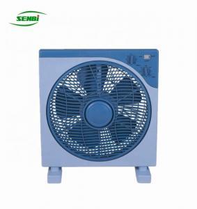 China OEM Solar Panel Solar Box Fan For School Dormitory / Temporary Jobs on sale