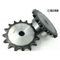 Best Forged Stainless Steel Conveyor Chain Sprocket , 60 Chain Sprocket 45C Material wholesale
