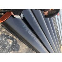 China Astm Sa-335 P5 P9 Seamless Hot Rolled Alloy Steel Pipe on sale