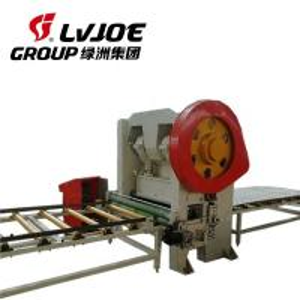 China Gypsum Sheet Metal Hole Punch Machine / Ceiling Tile Perforation Machine on sale