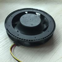China 100 X 25mm 12v Dc Centrifugal Blower Fan For Smart Toys Wind Turbines , High Air Flow on sale