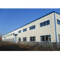 Best Long Life Span Light Steel Workshop Buildings Slidding Door / Rolling Door Optional wholesale
