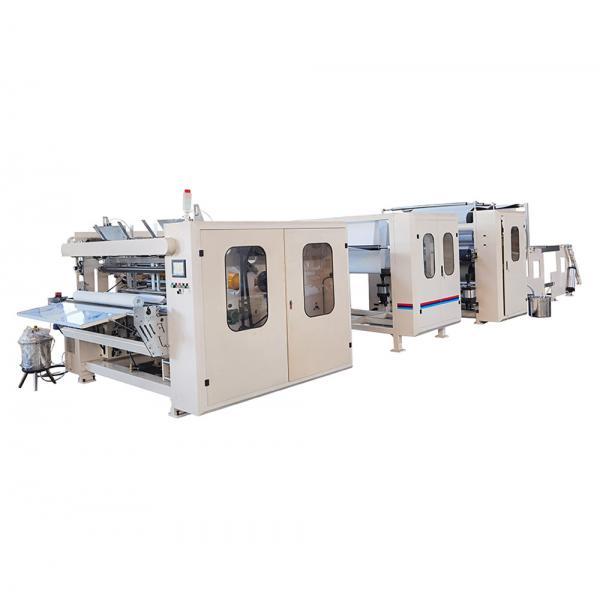 Cheap Full Automatic Diameter 80-280mm Kitchen towel Paper Rewinder Machine for sale