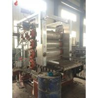 Buy cheap 1000 kg/H Alloy Chilled Cast Iron Roll Five Roll Casting Calender For Pvc Calendering Process product