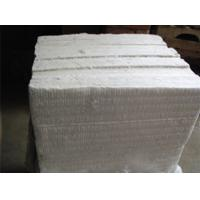 Best High Heat Insulation Refractory Ceramic Fiber Board White Color For Air Stove wholesale