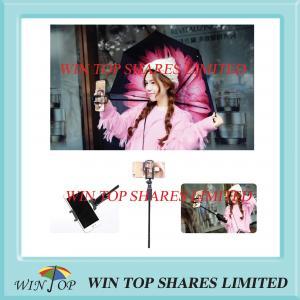 Best Creative UV proof flower selfie Umbrella wholesale