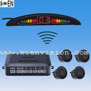 Best Installation Easy Wireless Car Reversing Sensors KW4-E07 wholesale