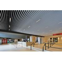 Best Suspended Metal Aluminum Screen Ceilings Open V100   for Shopping Hall wholesale