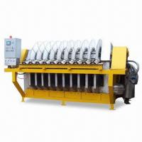 China Ceramic Filter Machine, Used for Dehydration, Chemical and Industrial Purposes on sale