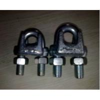 Best Galv Malleable Wire Rope Clip Type A wholesale