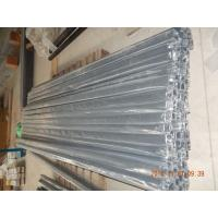 Tubular Face Welded Flat Top Fencing