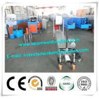 China Portable Round Downspout Roll Forming Machine For Aluminium Pipe on sale