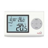 Buy cheap Wall Hung Digital Programmable Thermostat , Water Boiler Heating Room Thermostat from wholesalers