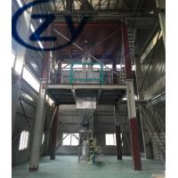 Best Large Capacity Yam Starch Production Line Low Power Consumption Cassava Drying wholesale