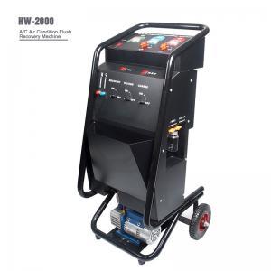 Best 4 Liter /S Car AC Refrigerant Recovery Machine 780W R134a Refrigerant wholesale