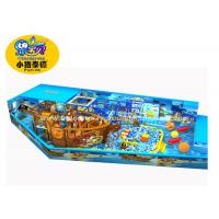 Best 3-12 Years Age Childrens Soft Play Equipment 12 Months Warranty wholesale