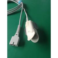 China Adult Finger Clip Reusable Spo2 Probes With Ears For Nellcor DS-100A Or Dolphin on sale