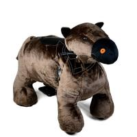 Best Big Plush Electric Animal Scooters, Giddy Up Animal Rides in Pony Toys for adult-Horse wholesale