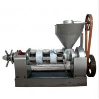 China 380v Voltage Screw Oil Extractor Cotton Seeds Oil Press Machine YZYX90WK on sale