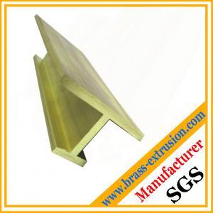 Best C38500 brass extrusions profiles frames covers C38500 CuZn39Pb3  CuZn39Pb2 CW612N C37700 wholesale