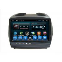 China Android 4.4 Quad Core Car Dvd Stereo Player  IX35 2012 Vehicle GPS System on sale