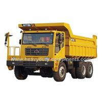 Best Rated load 55 tons Off road Mining Dump Truck Tipper  drive 6x4 with 35 m3 body cargo Volume wholesale