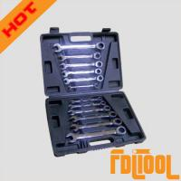 China 10PC Combination Gear Wrench Plastic Box on sale