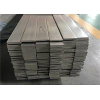 Buy cheap Durable Stainless Steel Profiles Flat / Angle Stainless Steel Bar High Tensile from wholesalers