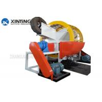 Best Waste Tire Double Shaft Shredder High Efficiency wholesale