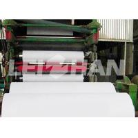 Best Full Automatic Toilet Paper Roll Making Machine Fast Speed Custom Dimension wholesale