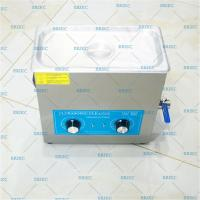 Best ERIKC Diesel Injector Tester Ultrasonic 6L Fuel Injector Cleaning Machine Stainless Steel wholesale