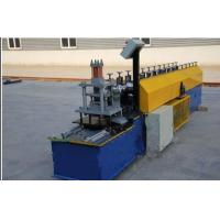 Best Industrial Steel Roller Shutter Forming Machine For 0.3 - 0.8mm Thickness Sheet wholesale