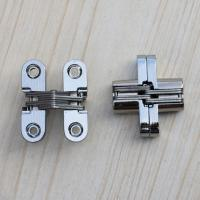 China Cabinet Style Small Concealed European Hinges on sale