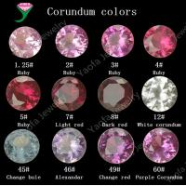 corundum-colors
