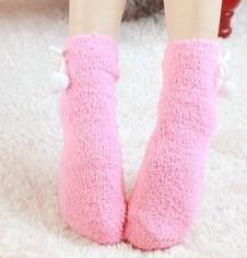 Best women terry  socks wholesale