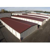 China Agricultural Steel Frame Buildings / Prefab Storage Buildings For Personal Rent on sale
