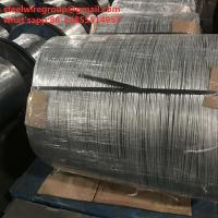 China Hot-dipped Galvanized steel wire for wire rope on sale