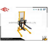 Best Durability Manual Hand Pallet Stacker For Warehouse Equipment wholesale
