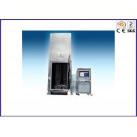 Best Stainless Steel Wire Testing Equipment For Burning Bunched Cables EN50399 wholesale