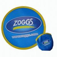 Best Foldable Nylon Flying Disc, Measures 10 x 10 Inches wholesale