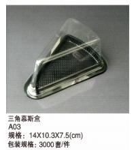 Best Plastic sandwich tray wholesale
