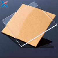 Best High Transparency Acrylic Gifts Cards Invitation Box Polycarbonate Sheet Plastic Glass wholesale
