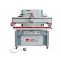 Best Automatic silk screen printing machine with Mistubishi PLC and servo motor control wholesale