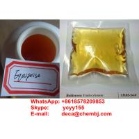 Equipoise Oil Raw Boldenone Undecylenate
