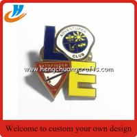 Best Resin coating soft enamel custom lapel pin no minimum lapel pin with logo butterfly clutch lapel pin wholesale