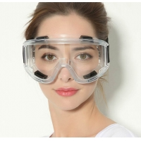 Best Antifog China safety goggles ANSI Z87.1 EN166 safety glasses electric zero fog goggles wholesale