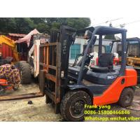 Best Hydraulic Systems Used Diesel Forklift Truck Good Working Condition wholesale