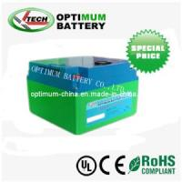 Best 2012 Rechargeable 12V Lithium Battery for Energy Storage wholesale